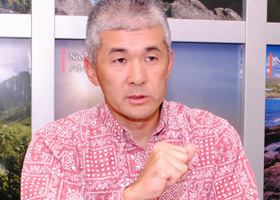 新春インタビュー:ハワイ州観光局代表の一倉隆氏