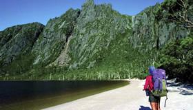 タスマニア原生地域